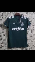 Nova Camisa Palmeiras Adidas 2018 2019 original 821e8c1dfd371