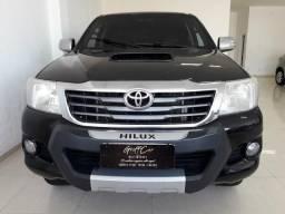 Toyota/Hilux C.dupla 3.0 SRV Turbo Diesel - 2012