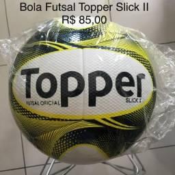 Bola Futsal Topper Slick II Amarela badc011441