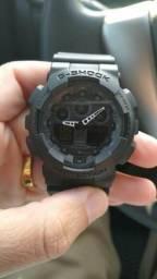 Relógio casio g-shock ga-100/6081 comprar usado  Rio de Janeiro
