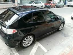 Subaru impreza 4x4 automático b. caramelo mídia câmera de ré pneus novos manual mod.2011 - 2010