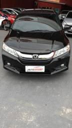 Honda City 2015 CVT completo e automático Aceito carro e moto, top para Uber e 99 - 2015