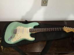 Guitarra Fender Squier - Pra vender logo