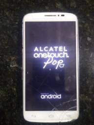 Smartphone Alcatel One Touch Pop C7 OT7040E 4GB (somente venda)