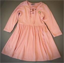 Vestido Milon infantil SEMINOVO tamanho 2