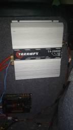 Módulo Taramps 2000 e Soundigital 400