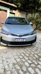 Corolla gli upper 2018 c/8000km - 2018