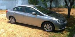 Vendo Honda Civic 13/14 Completo - 2013