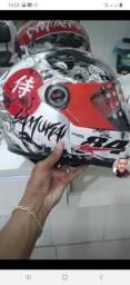Vendo capacete ls2 ff358 novo