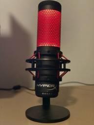 Microfone Hyper X Quadcast