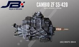 Cambio ZF S5-420 do MB 710