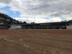 Área/Galpão industrial para locação em Conselheiro Paulino