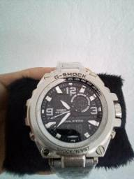 Relógio Casio G-Shock (Todo em aço inox)
