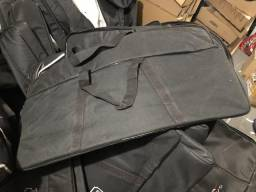 Bag capa 90x29x13cm acolchoada para teclado 4/5