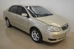Corolla XEI 1.8 - automático - ano 2004