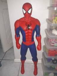 Boneco gigante homem aranha raro em ótimo estado