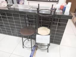 Cadeira para lanchonete