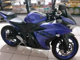Yamaha YZF R 3  baixo km aceito oferta