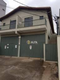 Apartamento com 3 dormitórios para alugar, 104 m² por R$ 1.000,00/mês - Colina de Santa Ba
