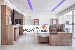 Apartamento com 2 dormitórios à venda, 114 m² por R$ 964.000,00 - Jardim do Salso - Porto