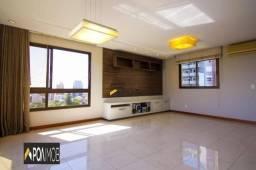 Apartamento com 3 dormitórios para alugar, 117 m² por R$ 4.700,00/mês - Moinhos de Vento -
