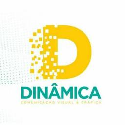Dinâmica Comunicação Visual e Gráfica. Impressão Digital e Offset