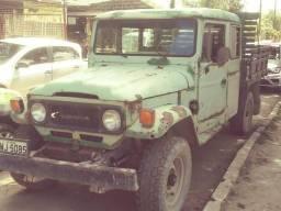 Toyota bandeirante 19.000,00 - 1985