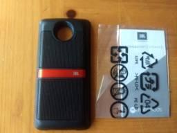 Caixa Som Moto Snap Jbl Linha Z, Z2 E Z3 Nova