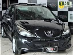 Peugeot 207 1.4 xr 8v flex 4p manual - 2011