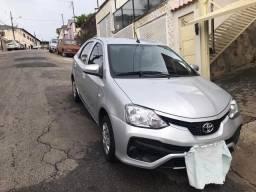 Toyota Etios em perfeito estado! - 2018