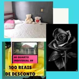 (oportunidade especial ) quartos mobiliados sem caução