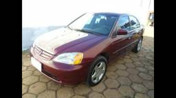 Honda civic 2003 completo 1.7 - 2003