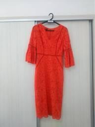 Lindo vestido midi marca Regina Salomão