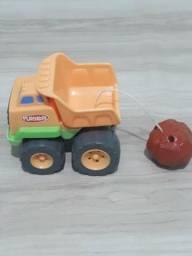 Caminhão de entulho playskool