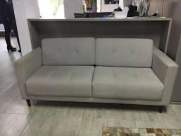 Lindo sofá ? retro luxo novo troco por freezer