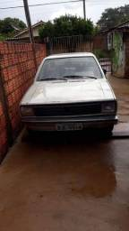 Vendo gol 1983 motorBX ou troco