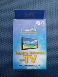 Suporte universal para TV fixo
