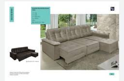 Sofá planejado sofá retrátil sofá