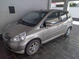 Honda fit ex 2008 1.5 dourado
