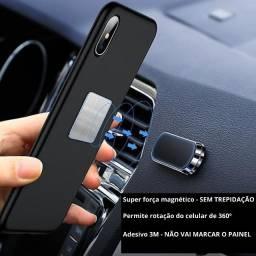 Seu suporte de celular vibra demais e tá sempre quebrando?