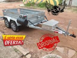 A melhor carretinha do Brasil, Reboque mais resistente e durável