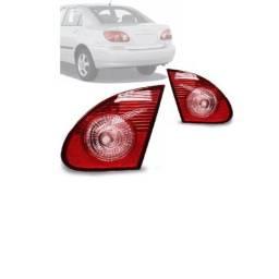 Par Lanterna Traseira Mala Corolla 2003 2004 2005 2006 2007