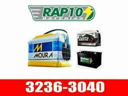 Baterias Moura da Hilux SW4 Prado Pajero Sport Full