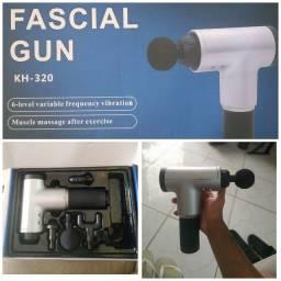 Pistola massageadora