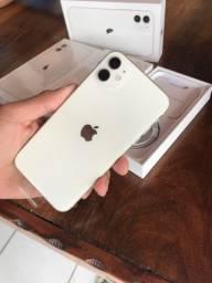 iPhone 11 64 lacrado Silver