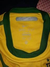 Camisa Seleção Brasileira tamanho M (me chama no wpp)