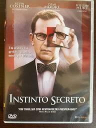 Título do anúncio: DVD Instinto Secreto