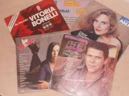LPs - Temas de Novelas (Liquida: 20 LPs)