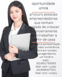 A procura de empreendedores