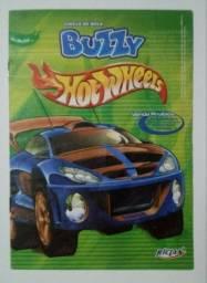 Álbum Hotwheels Completo Chicle Buzzy